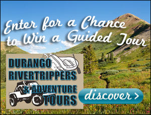 enter for a chance to win a guided tour