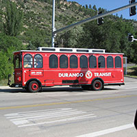 Getting Around Durango