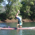 paddle board in durango, co