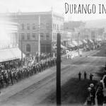 Durango in 1920