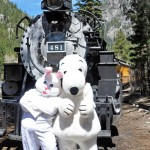 dur peanuts easter train