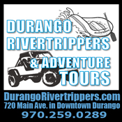 Durango White Water Rafting & Adventure Tours! DurangoRiverTrippers.com
